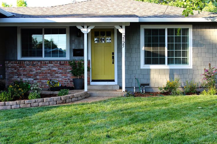 167 Best Curb Appeal Images On Pinterest