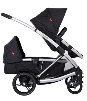 17 Best images about Convert Single to Double Strollers to Triple ...