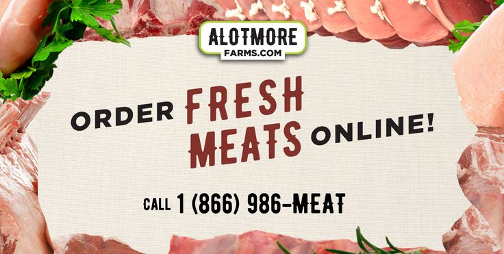 https://alotmorefarms.com/ Looking to Order Meat Online from a reliable Meat Butcher? We are here to deliver Non GMO, Farm Raised and high quality rare breed meat to your location(Delivery in Canada). Order now and fresh meat will be delivered in NO TIME.