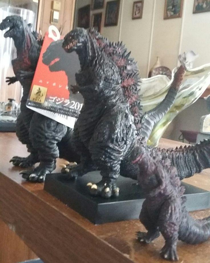 1000 Images About Godzilla Figures On Pinterest Vinyls