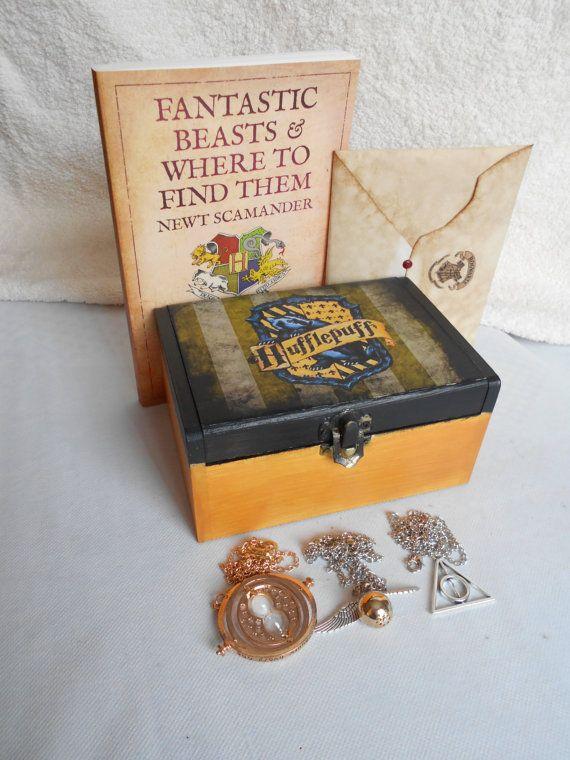 Harry Potter, HOGWARTS BUNDLE!!, Harry Potter Desk, Hogwarts Letter, Golden Snitch, Gryffindor, Ravenclaw, Slytherin, Hufflepuff
