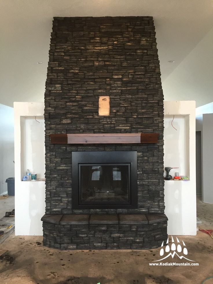Stones Fireplaces 351 best fireplaces from kodiak mountain stone images on pinterest