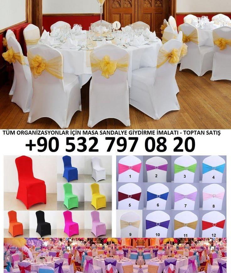 sandalye giydirme düğün salonları masa sandalye süsleme imalat toptan firması en ucuz sandalye giydirme modelleri.