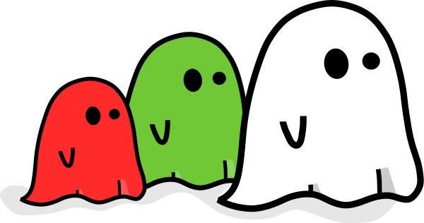 100 best clip art images on pinterest holidays halloween rh pinterest com cute ghost clipart images