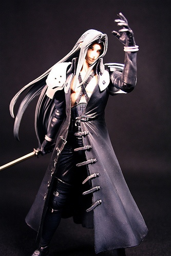 1000+ images about Revoltech/figma/ play arts/ anime ...