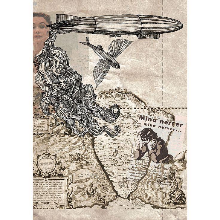 #oddbirdsbymatilda #vykort #postcard