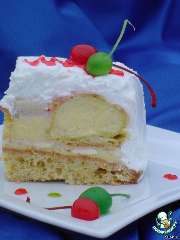 """Торт """"Поздравляем!"""" ингредиенты"""