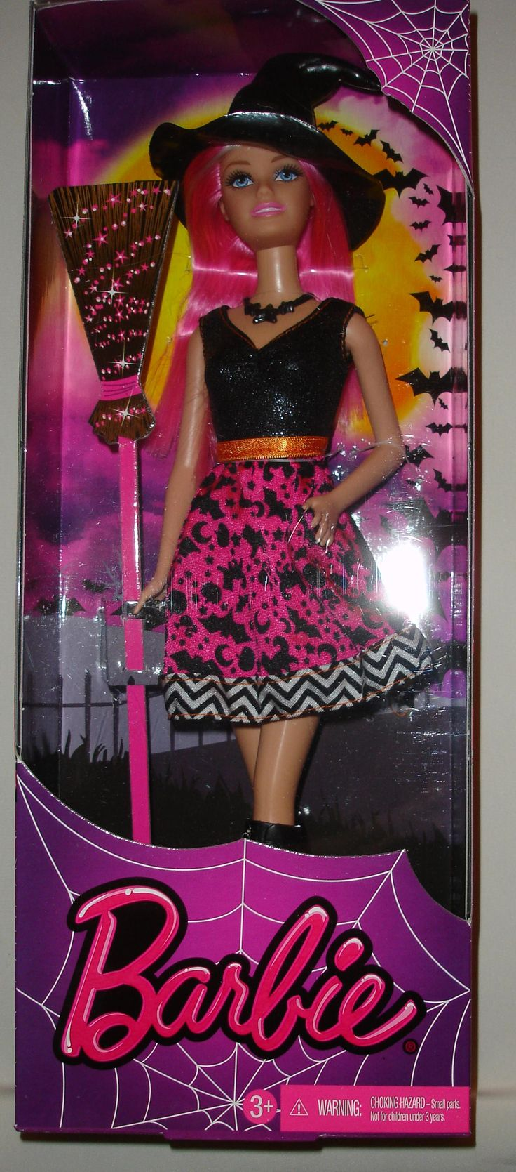 2014 Halloween Barbie