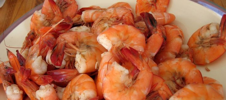 How to Boil Shrimp Like a New Orleans Native ~ Add enough water to pot to cover shrimp by 2 inches; remove shrimp. Squeeze juice of 2-3 lemons into water; drop lemons in too. Add bag of shrimp/crab boil, salt and vinegar. (The vinegar is the secret ingredient. It makes the shrimp easier to peel.) Bring water to boil; add shrimp. The shrimp are done when the water returns to a boil. Remove shrimp and ice immediately. #New_Orleans #Boiled_Shrimp
