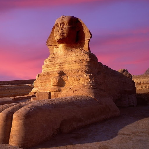 sphinx; egypt , please take me there!
