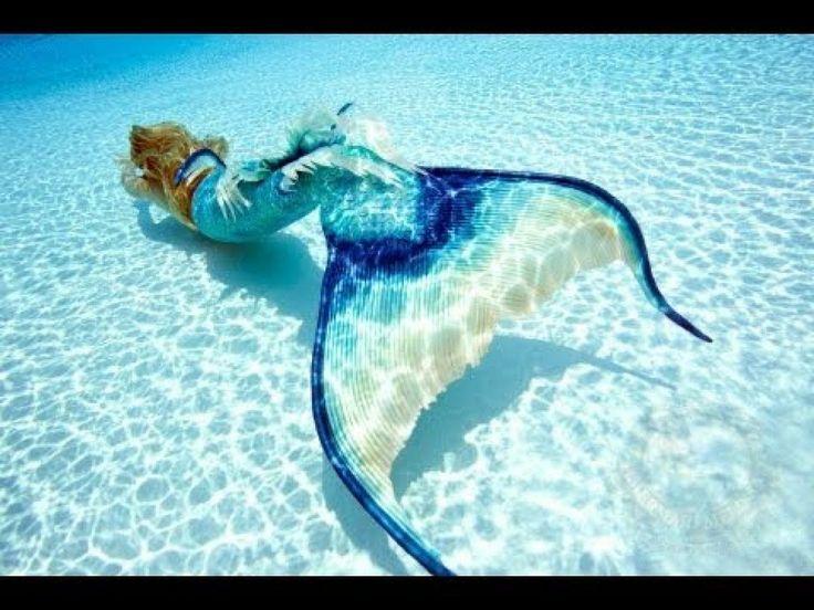Real-Live+Mermaids | The Journey of Mermaid Melissa (Part 2) Real-Life Mermaid & h2o ...
