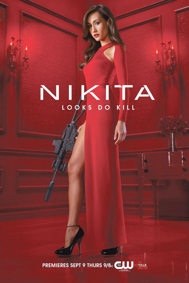 Nikita: Totally kicks ass. I thought this would be more of a guys' series. But Nikita is cool and a really strong female character. The story is nice, but doesn't really kick-off until season 2 and 3.