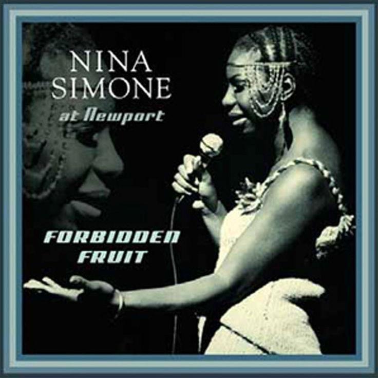 Nina Simone - Nina Simone At Newport Forbidden Fruit on Import 2LP