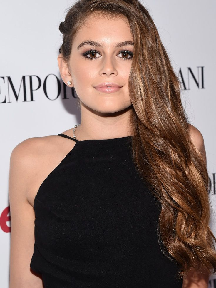 Cindy Crawford's daughter is actually her mini-me