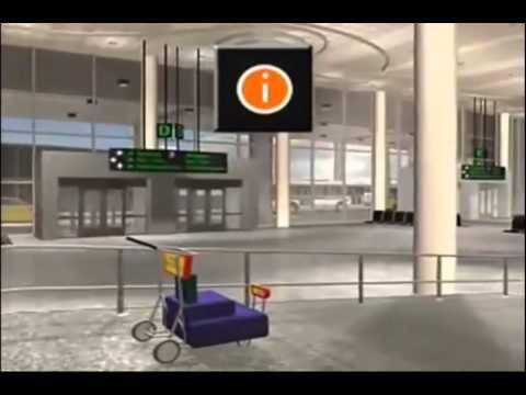 Description Of Halls, Terminals And Limo Parking in Toronto Pearson Inte...