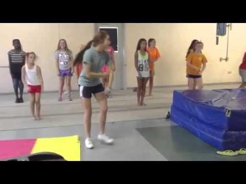Peewee cheer dance instruction 2013