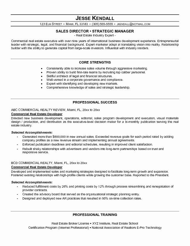 Real Estate Agent Resume Examples Awesome 12 13 Real Estate Agent Resumes Samples In 2020 Resume Examples Sample Resume Job Resume Examples