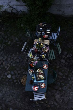 Maria Grossmann Styling + Fotografie - Food - Gardenparty