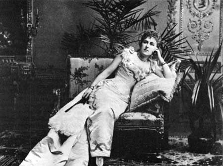 Mrs. Frederick W. Vanderbilt