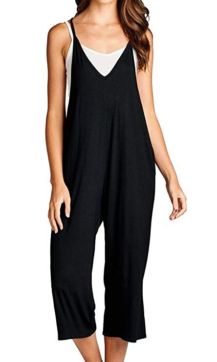 Loving People Loose Fit Jumpsuits Womens Jumpsuits Rompers And