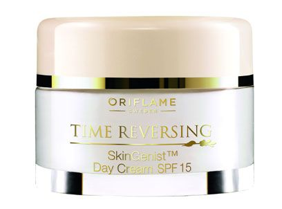 Defy Ageing with Oriflame's Time Reversing Skin Genist