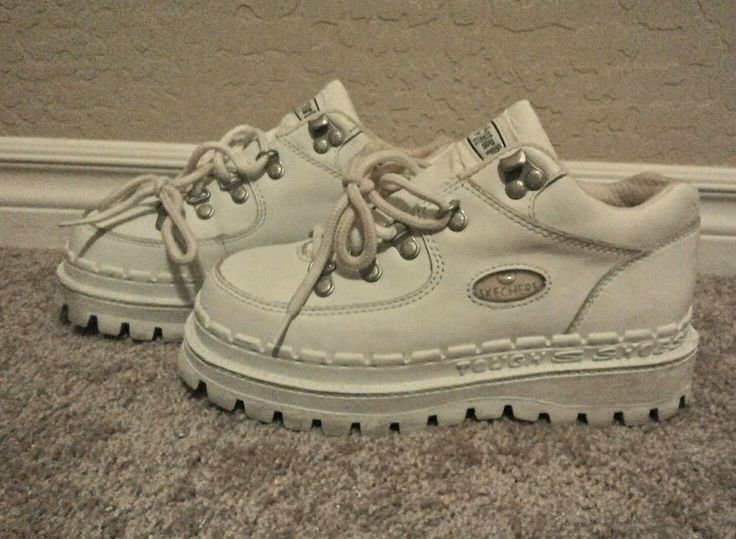 WOMEN'S SKECHERS TOUGH SHOES PLATFORM SZ 7 in Clothing, Shoes & Accessories, Women's Shoes, Athletic   eBay