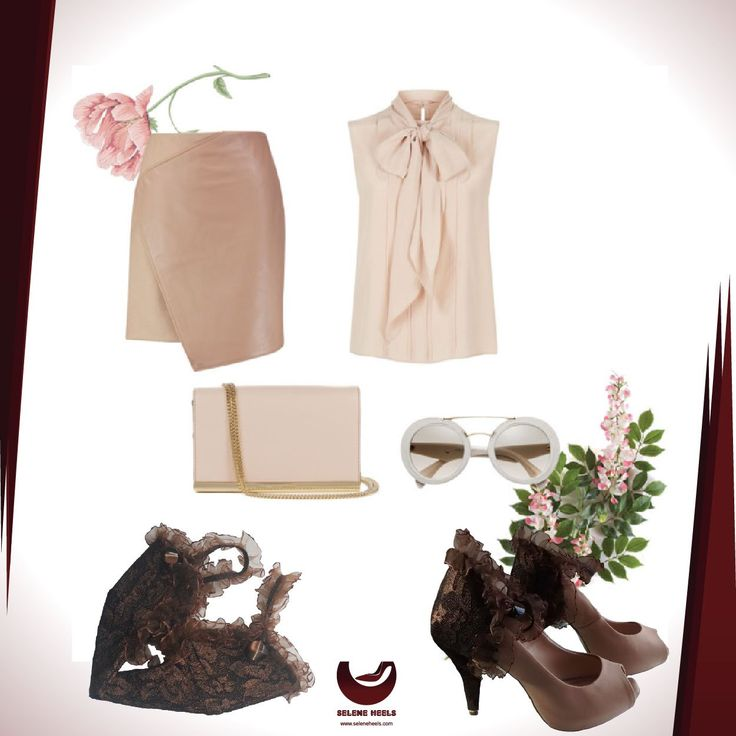 Accesorios forros para tacones #SeleneHeels #Heels #Tacones #Accesories #Accesorios #Forros #Covers #Outfits