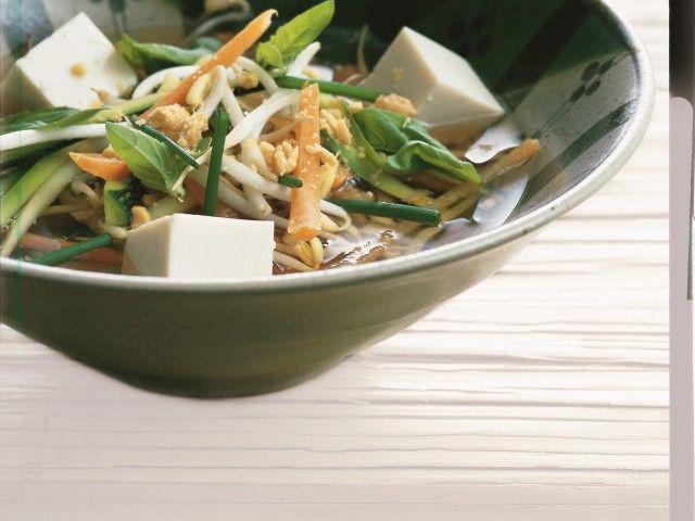 Donna Moderna: Zuppa di tofu e verdure Foto 1