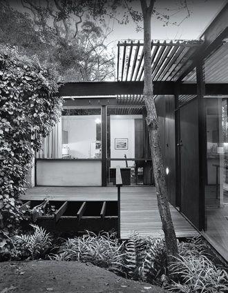 Jack House (1956), Wahroonga, NSW, Australia. Russell & Pamela Jack