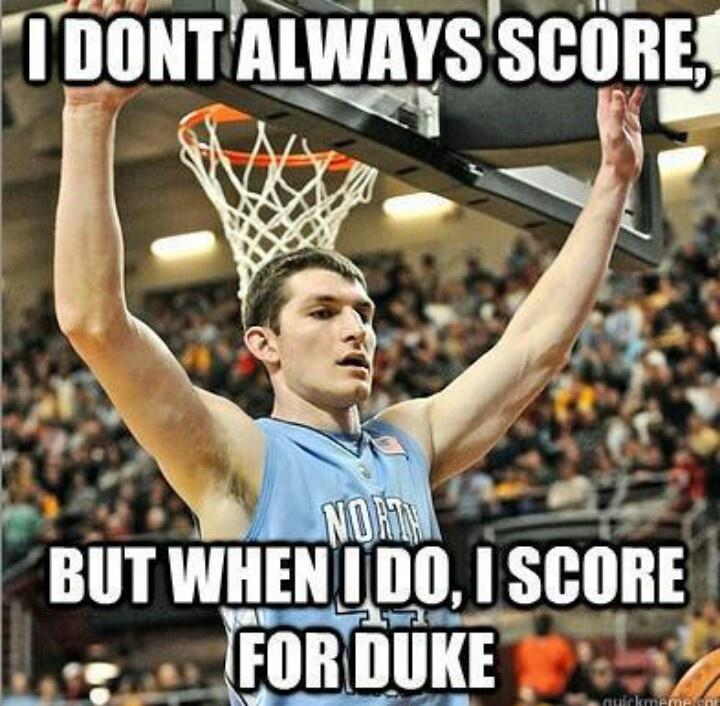 33d09c128066e9fa06b64b2efccc6ec1 duke blue devils duke basketball 34 best go duke! images on pinterest duke blue devils, duke,Funny Duke Memes