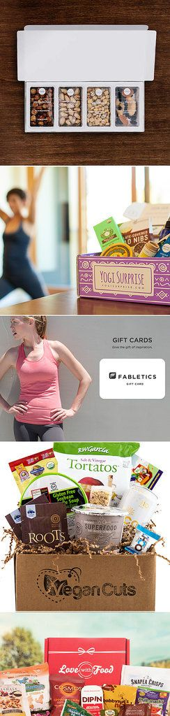 Healthy Gifts That Keep on Giving: The Best Monthly Subscription Boxes