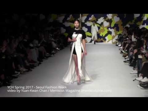 YCH Spring 2017 - Seoul Fashion Week 서울 패션 위크 - Meniscus Magazine