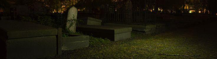 Lekker griezelen op het kerkhof tijdens Halloween!