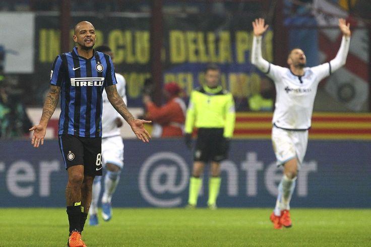@Lazio La Lazio vince al'Inter. Candreva da urlo, si ferma la capolista #9ine