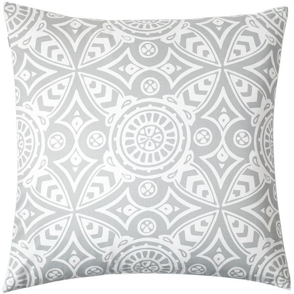 Serena & Lily Medallion Euro Sham (1.076.675 IDR) ❤ liked on Polyvore