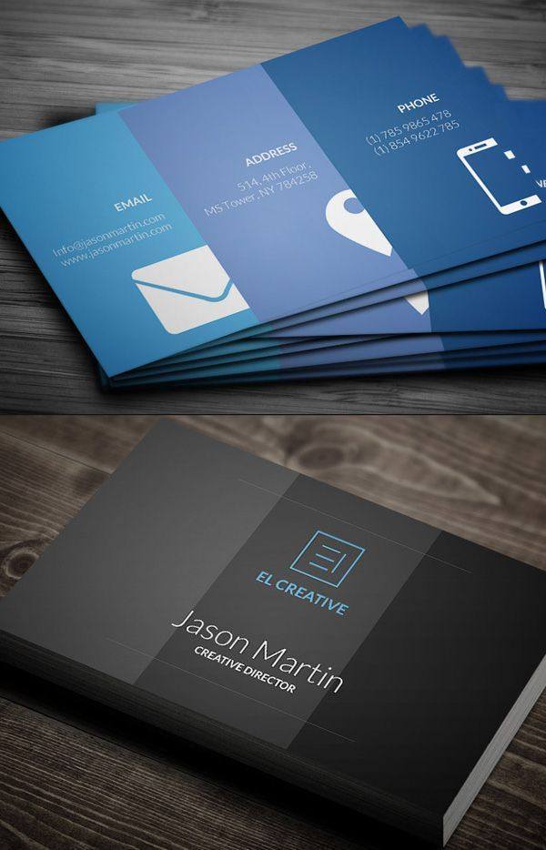 25 best visitekaartjes images on pinterest business card design creative business cards for corporate or personal businesses with modern layout professionally designed business card templates are fully editable reheart Choice Image