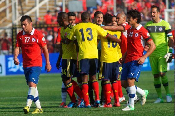 Eliminatorias a Brasil 2014 Colombia contra Chile, el clásico de la jornada por…