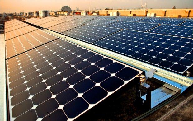 La vernice italiana che raffredda i pannelli solari e aumenta la resa