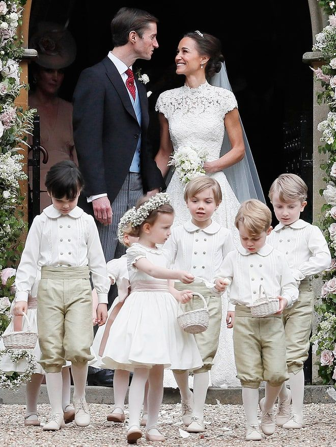 La boda de cuentos de hadas de Pippa Middleton