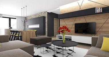Bytový dizajn Žilina - Hôrky I - novostavba Panorama Living