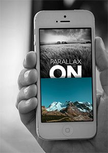 Parallax Scrolling Website Design NSW