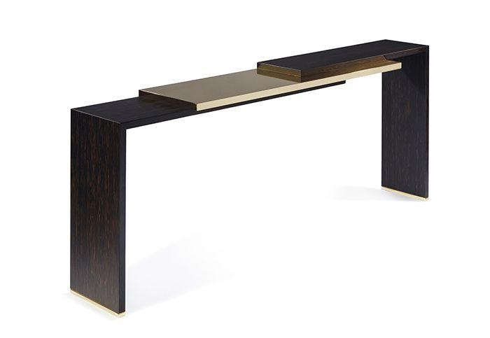 Les consoles de la saison : Console Blade, Hervé Langlais (Galerie Negropontes)