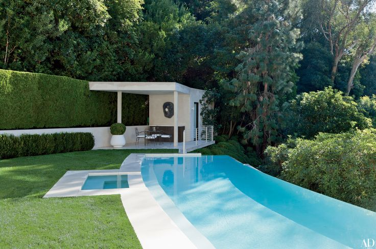 12 Outdoor Swimming Pool Design Ideas Photos | Architectural Digest