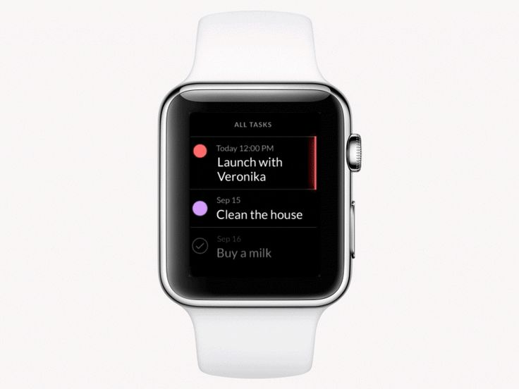 Apple-Watch After Effects Template