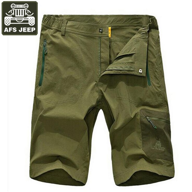 >> Click to Buy << AFS JEEP Brand Shorts Men Cargo Short Bermuda Masculina Boardshort Quick Drying Mens Shorts Overalls Short Moletom Masculino 4XL #Affiliate