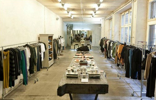 VOO STORE BERLIN  3 reasons to go there:    If you're in the Kreuzberg area.  For their collection: you want to have everything in this concept store.  To check out the store: a rough interior mixed with the best brands.  Check out: voorberlin.tumblr.com