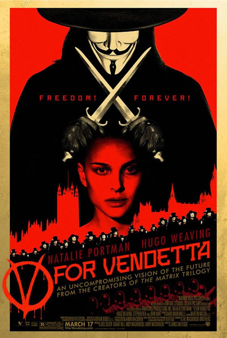 V pour Vendetta - Image (3)