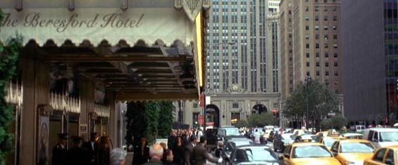 Maid in Manhattan Film Locations - On the Set of New York.com