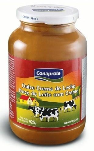 Dulce CREMA de Leche Conaprole, el mejor del mundo!!!!!