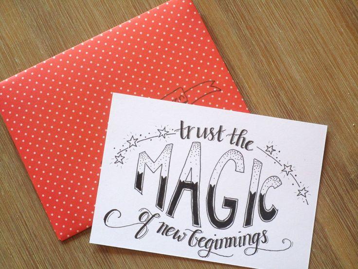 trust the magic